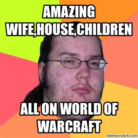Meme Nerd - wow nerd