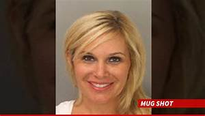 John Daly's Ex-Wife Arrested ... But What's She So Happy ...