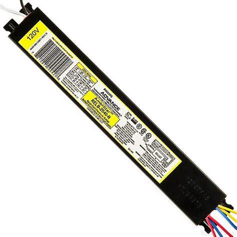 Advance 4 L T12 Ballast by Advance Ambistar Relb 2s40 N T12 Fluorescent Ballast