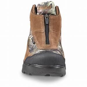 Guide Gear Side Zip Ii Waterproof Boots 653260 Hunting