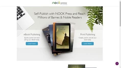 Barnes & Noble To Rebrand Nook Press As B&n Press