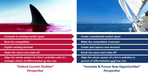 Why Blue Ocean is actually the safe route – The Business ...