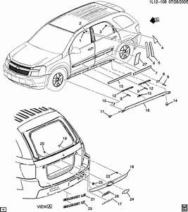 2005 Chevy Equinox Door Parts Diagram  U2022 Downloaddescargar Com