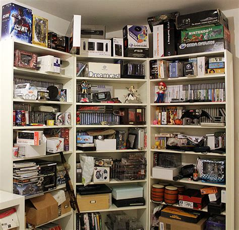 gaming room phase 2 installation et rangement jeux vid 233 o