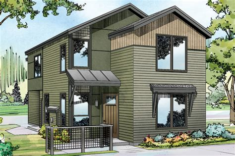 contemporary house plans merino    designs