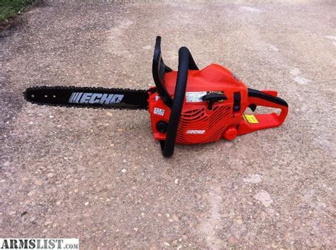 """ARMSLIST   For Sale/Trade: Echo 14"""" chainsaw like new"""