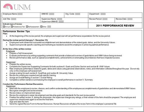 Performance Appraisal Performance Appraisal Overall Summary