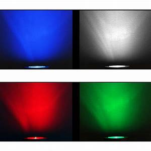 Color Changing LED Recessed Ceiling Light