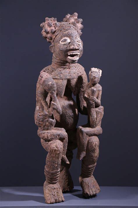 Maternité Bangwa | Art africain, Art africain traditionnel ...