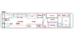 school bus dimensions interior google search rv