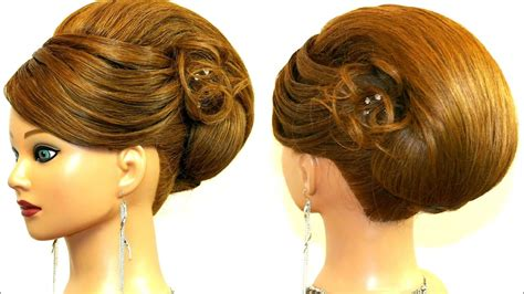 hairstyle  long medium hair updo tutorial youtube