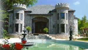 Cinder Block Castle House