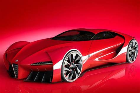 alfa romeo supercar   stuff  dreams carbuzz