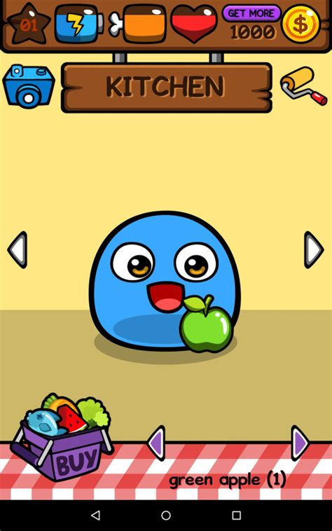 Download Game My Boo  Your Virtual Pet Game For Android