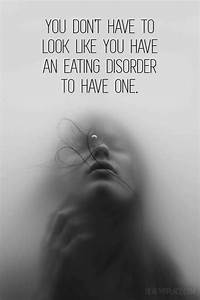 This is importa... Eat Disorder Quotes