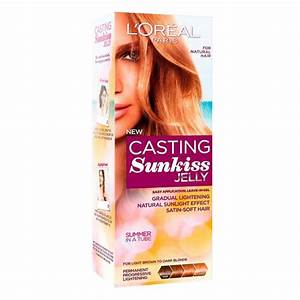 loreal sunkiss tropical