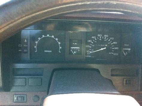nissan pickup  cyl  speed manual california truck