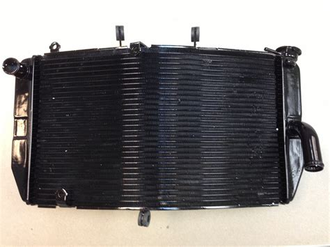 New Replacement Motorcycle Radiator Honda Oem# 19010meed01