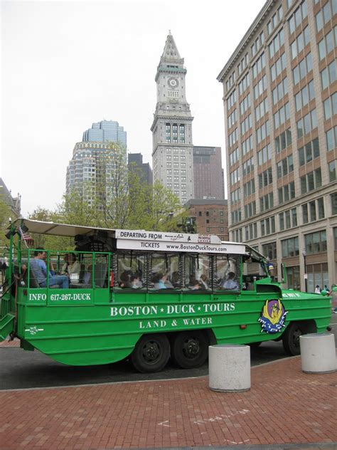 Duck Boats Boston Discount by Discount Tickets For Boston Duck Tours Boston On Budget