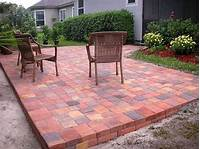 interesting patio design ideas using pavers Simple Patio Pavers Ideas And Tips For Your Home - YouTube