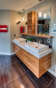 Salle De Bain En L : l art du bain salle d eau et salle de bain magazine luxe immobilier i design i art de vivre ~ Melissatoandfro.com Idées de Décoration