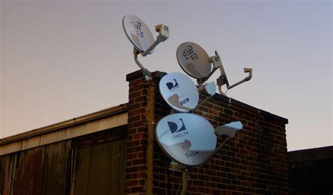 study  tv service provider directv  dish  cable