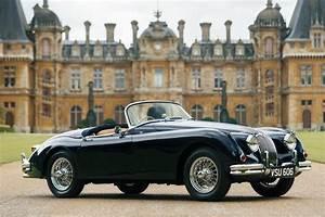 Classic Car Photography – 1958 Jaguar XK150S ...  Classic