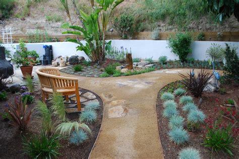 mediterranean backyard landscaping ideas shadow hills backyard retreat mediterranean landscape los angeles