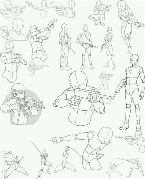 drawing reference guns and stances drawing tips drawing reference guns and drawings