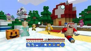 Www Magasins U Com Jeux : minecraft wii u un trailer pour d voiler le pack super ~ Dailycaller-alerts.com Idées de Décoration