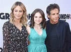 Ella Olivia - Ben Stiller & Christine Taylor from Stars ...