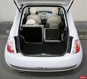 Coffre Fiat 500 : fiat 500 laquelle choisir ~ Gottalentnigeria.com Avis de Voitures