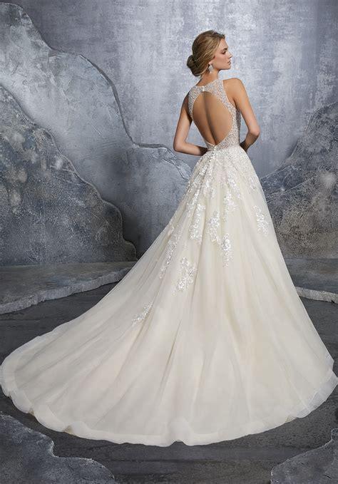 kiara wedding dress style  morilee