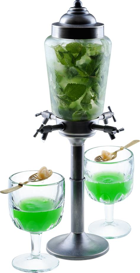 fountain  absinthe double checked recipe