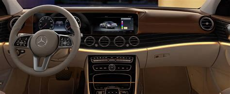Mercedes Interior 2019 by 2019 Mercedes E Class Interior Tafel Motors