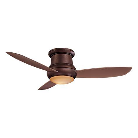 minka aire outdoor ceiling fans concept ii wet ceiling fan by minka aire f519 orb oil