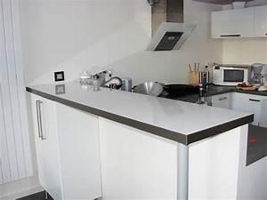 Meuble Avec Plan De Travail : meuble cuisine avec plan de travail meuble cuisine avec ~ Dailycaller-alerts.com Idées de Décoration