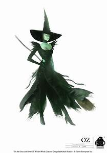 Oz the Great and Powerful Character and Creature Concept ...