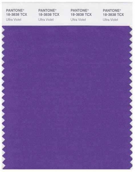 nyc interior designers pantone smart 18 3838 tcx color swatch card ultra violet