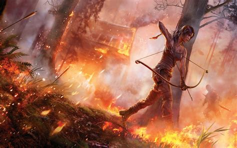 tomb raider  game wallpapers hd wallpapers id