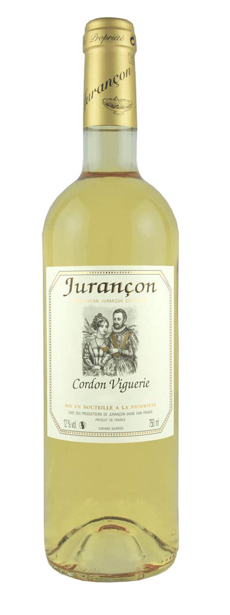 vin blanc sec pour cuisiner cordon viguerie vin blanc doux de jurançon cave de gan