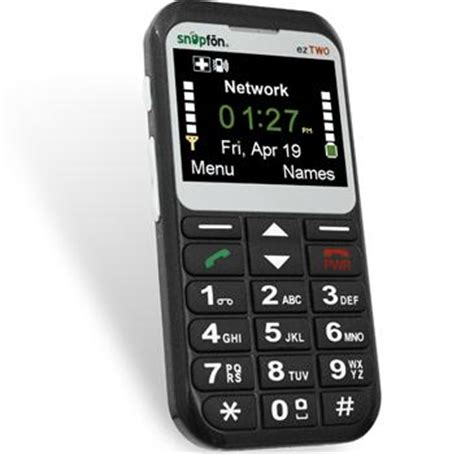 senior cell phone snapfon the simple cellphone for seniors chattanooga tn