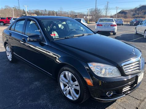 Mercedes benz c class has the expensive taste at an affordable price. Used 2011 Mercedes-Benz C-CLASS C300 4MATIC For Sale ...