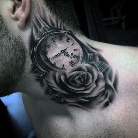 neck tattoos dangerous body tattoo design