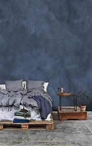 Grau Blaue Wand : 1001 ideen zum thema minimalistisch leben weniger ist mehr ~ Watch28wear.com Haus und Dekorationen