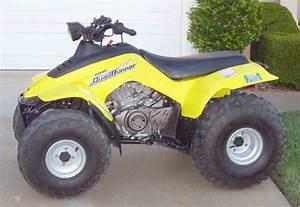 2003 Suzuki Lt160 Quadrunner