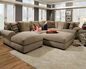 Corinthian sectional sofa stonewall chocolate sofa thesofa for Sectional sofa hhgregg