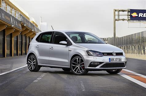 The engine will be quiet and smooth. VOLKSWAGEN Polo GTI specs & photos - 2014, 2015, 2016 ...
