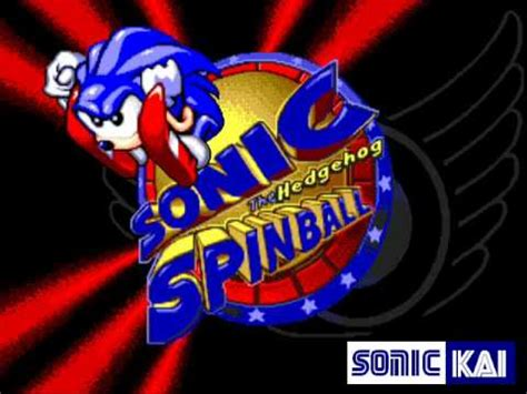 sonic spinball  toxic caves youtube