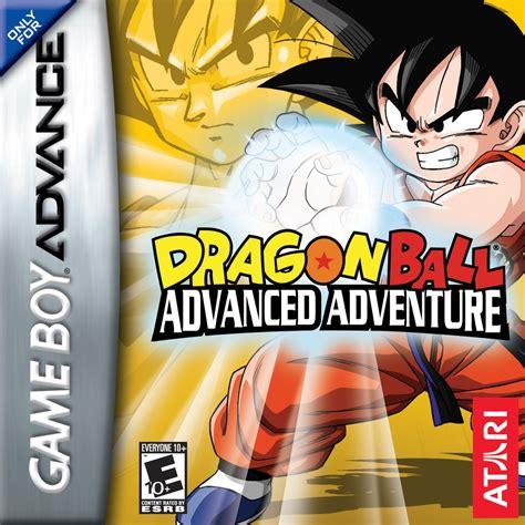 dragon ball advanced adventure game boy advance ign